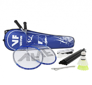 vicfun set raqueta badminton advanced